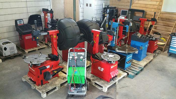 Garage Inrichting Gebruikt : Dutch equip gereedschappen en garage apparatuur